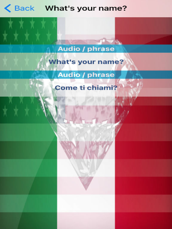 Italian Phrases screenshot 6