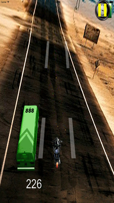 A Speed Traffic Pilot - Top Motorcycle Racing Games screenshot 3