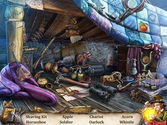 Contract With The Devil: Hidden Object Adventure screenshot 8