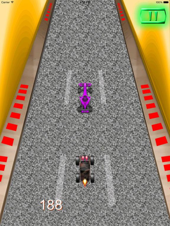 A Monster Racing Legend - Racing Game screenshot 9