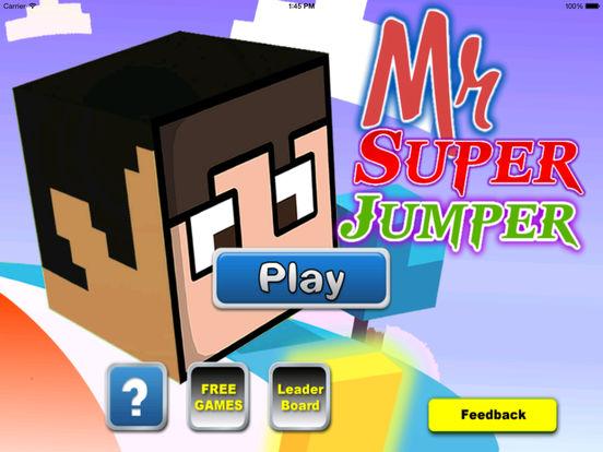 Mr. Super Jumper PRO - Survivor Island Hero screenshot 6