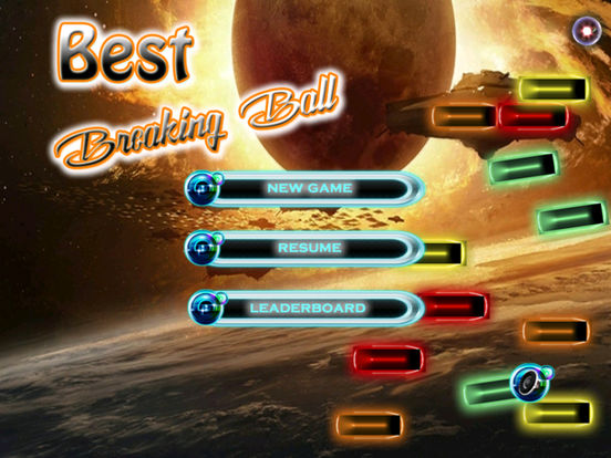Best Breaking Ball Pro - Crazy Awesome Brick Breaker in the Cyber Space screenshot 6
