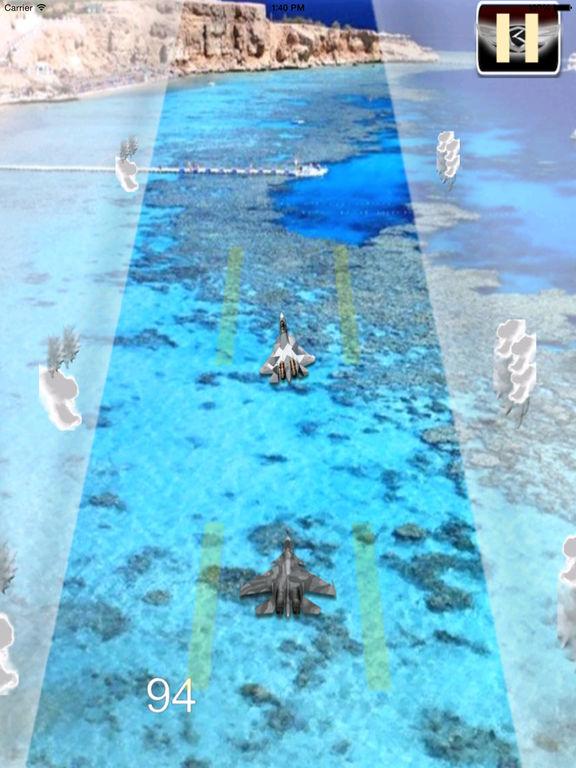 Awesome Aircraft Race Pro - Strike Air Game screenshot 10