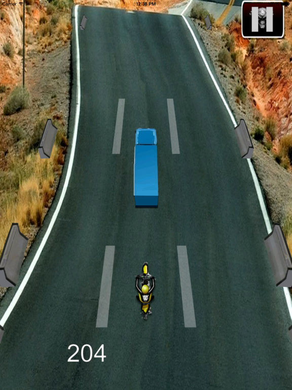 Brotherhood Of Motorcycle - Amazing Real Bike Race screenshot 9