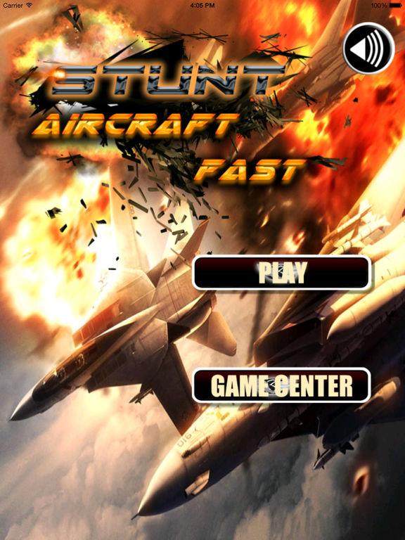 A Stunt Aircraft Fast - Driving Airplane Game screenshot 6