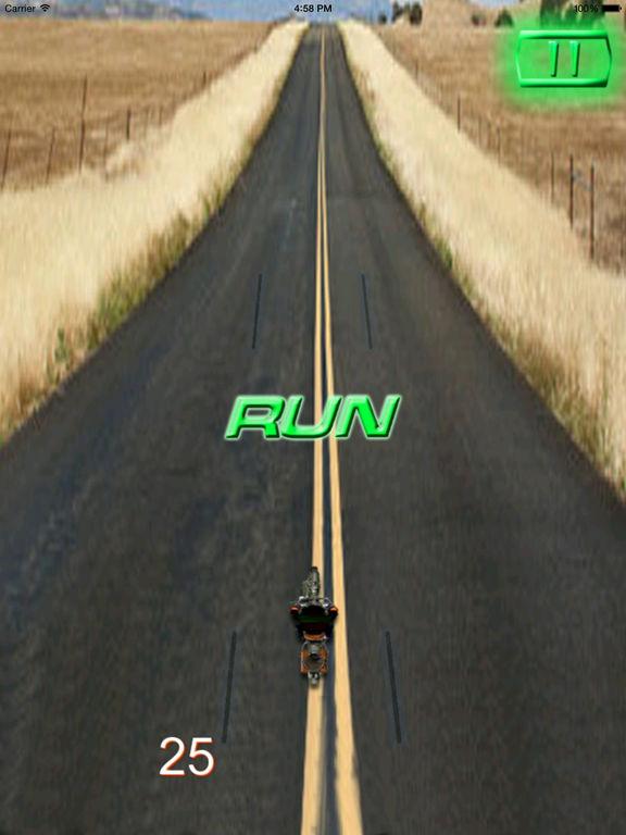 Fast Motorcycle Hero - Highway Ride Amazing screenshot 10
