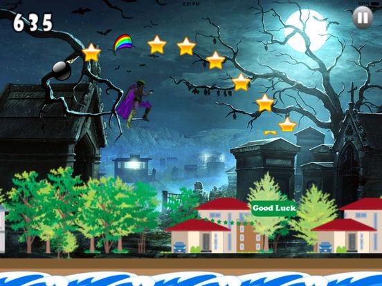 A Super Mysterious Girl Jumps PRO - Cool Game Jumps screenshot 7