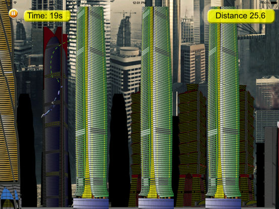 A Rope From Dusk Fly PRO - Thief Vs Hero screenshot 9