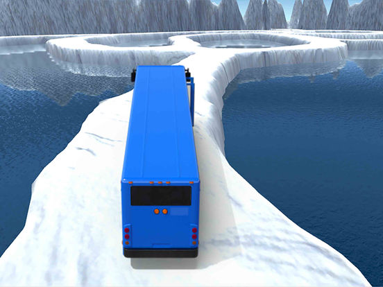 Bus Parking 3D : Real Simulation Drive Free screenshot 10