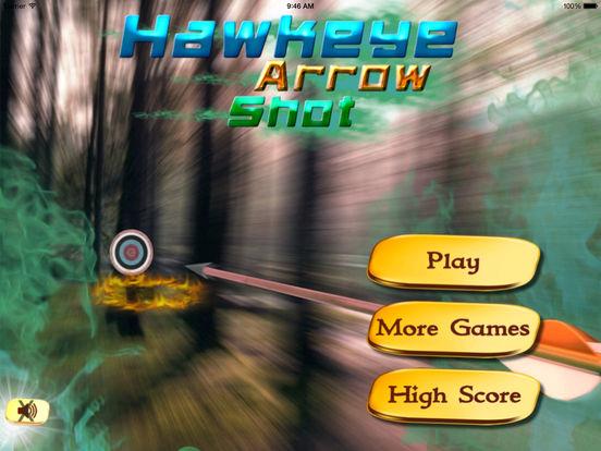 Arrow Hawkeye Shot - Game Warrior Archer screenshot 6