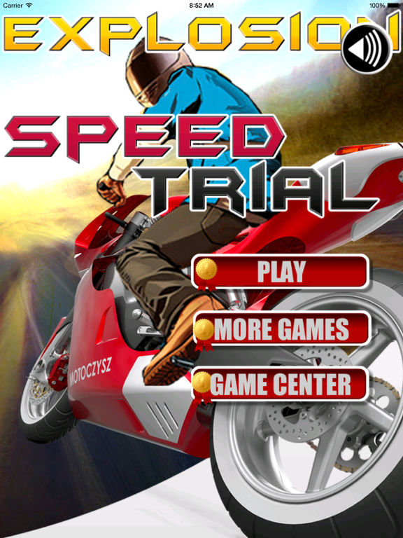 A Explosión Speed Trial screenshot 6
