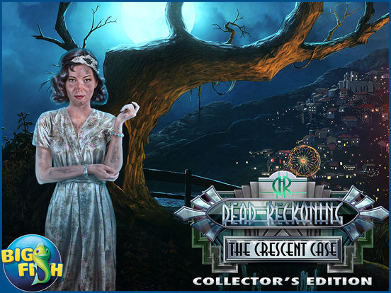 Dead Reckoning: The Crescent Case - A Mystery Hidden Object Game screenshot 10