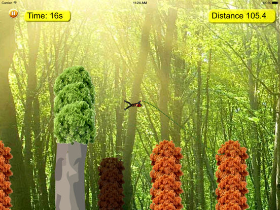 A Steel Super Rope - Awesome Swing and Fly screenshot 9