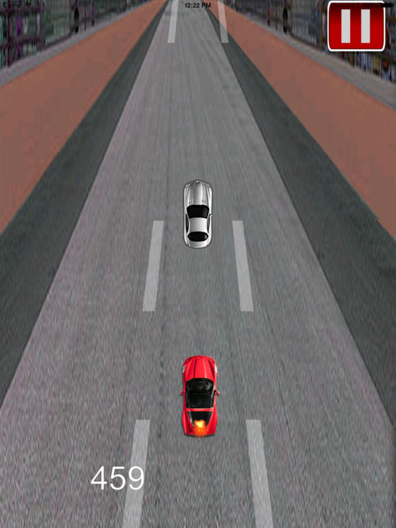 A Explosive Car Race - Speed Limit Game screenshot 10