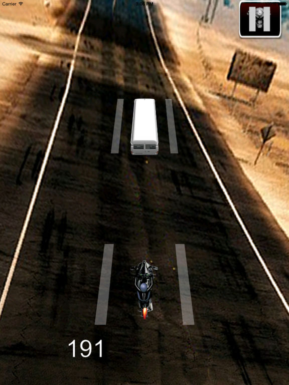 Best Highway Bike - Awesome High-Powered Motorcycle Driving Game screenshot 9