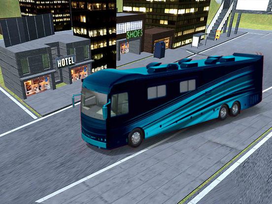 Bus Parking 3D : Real Simulation Drive Free screenshot 8