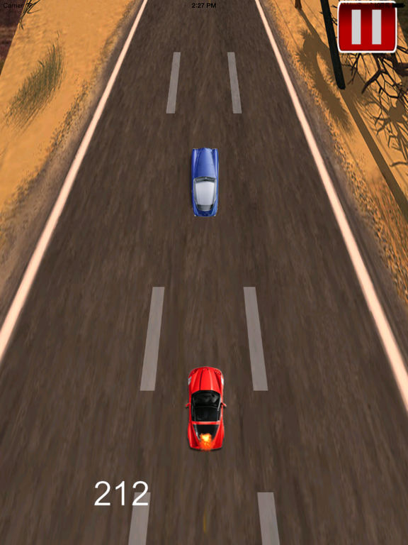 Driving High Speed Car Pro - Game Speed Limit Simulator screenshot 8