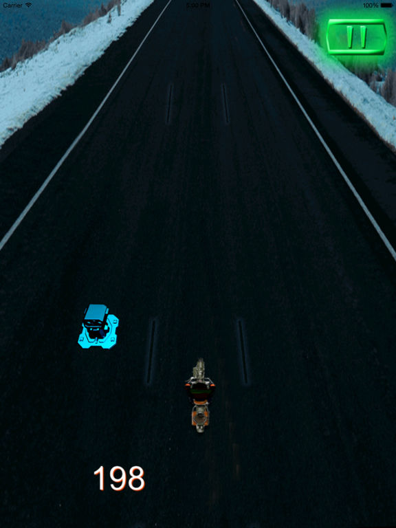 Fast Motorcycle Hero PRO - Highway Ride Amazing screenshot 7