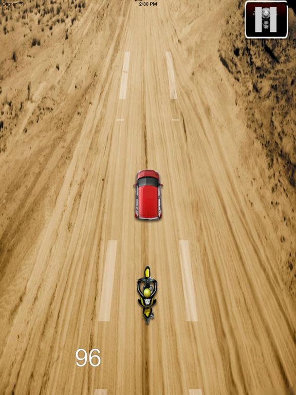 A Fury Motocross Pro - Traffic Game Bike Racing screenshot 8