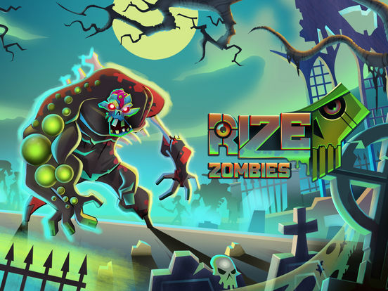 RIZE: Zombies screenshot #1