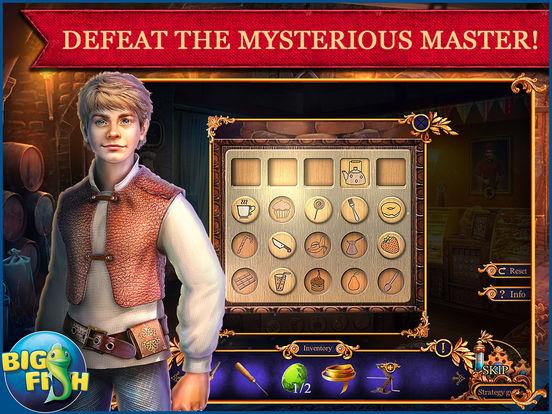 Royal Detective: Legend of The Golem - A Hidden Object Adventure screenshot 8