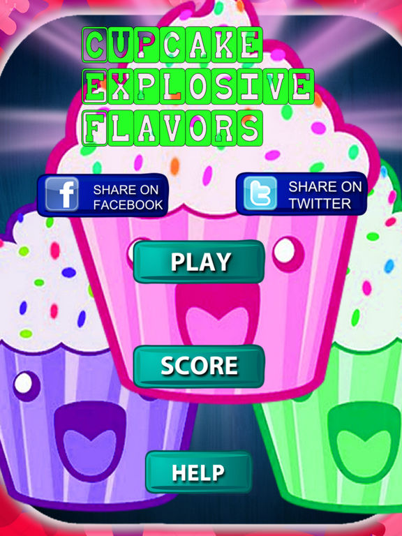Cupcake Explosive Flavors - Play Of Colors And Flavors screenshot 6