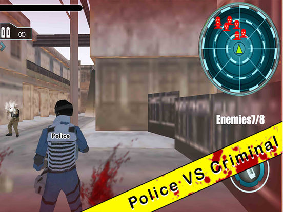 Crime City Real Police Mission screenshot 7