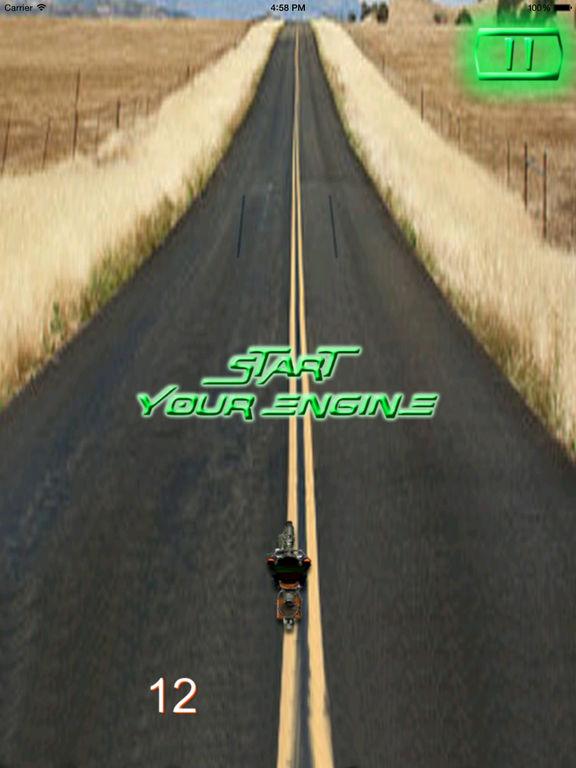 Fast Motorcycle Hero - Highway Ride Amazing screenshot 8