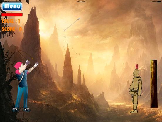 Warrior Arrow In The Castle - Game Of Archer screenshot 10