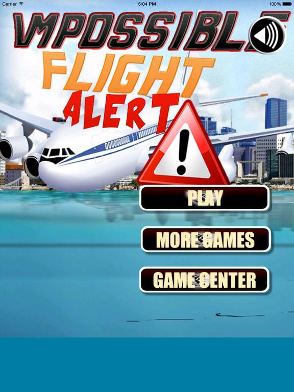 Impossible Flight Alert - Extreme Flight Drive screenshot 6