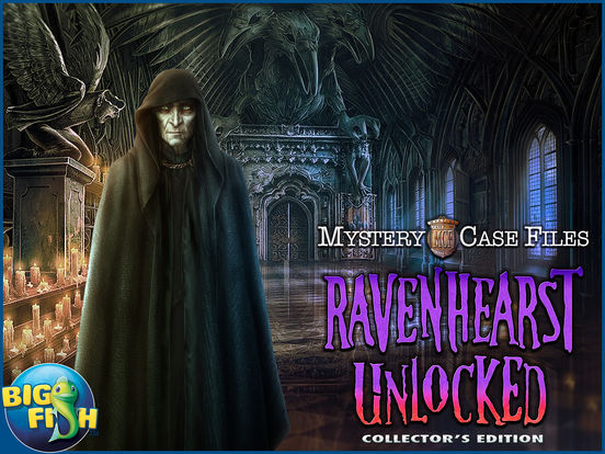 Mystery Case Files: Ravenhearst Unlocked - A Hidden Object Adventure screenshot 10