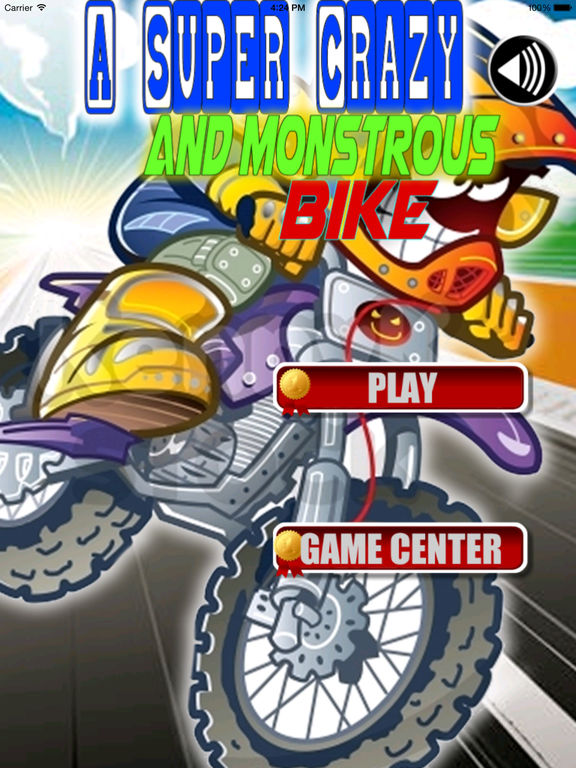 A Super Crazy And Monstrous Bike - Extreme Motorcycle Game screenshot 6