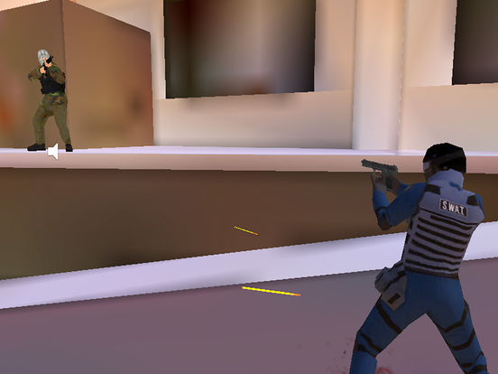 SWAT Shoot out Crime City screenshot 9
