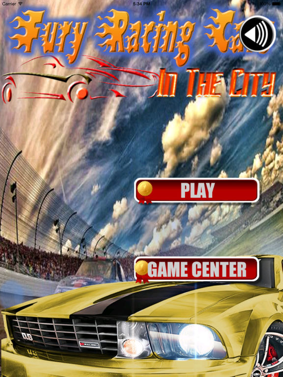 Fury Racing Cars In The City Pro - For Revenge And Victory screenshot 6