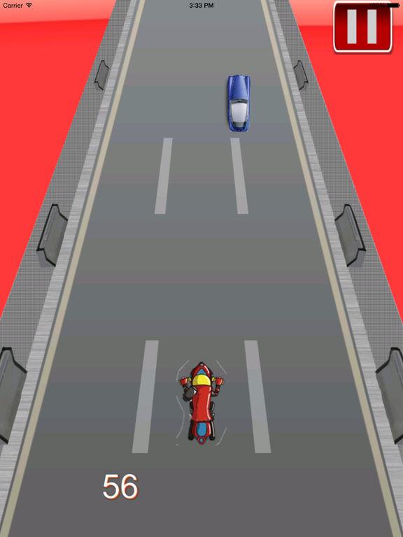 Amazing Night Motorcycle PRO - Bike Game screenshot 9