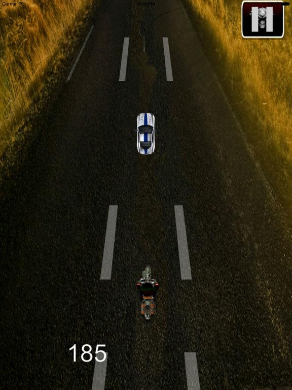Real Biker Chase - Incredible Motorcycle Old Game screenshot 10