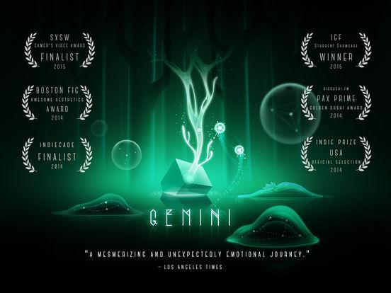 Gemini - A Journey of Two Stars screenshot 6