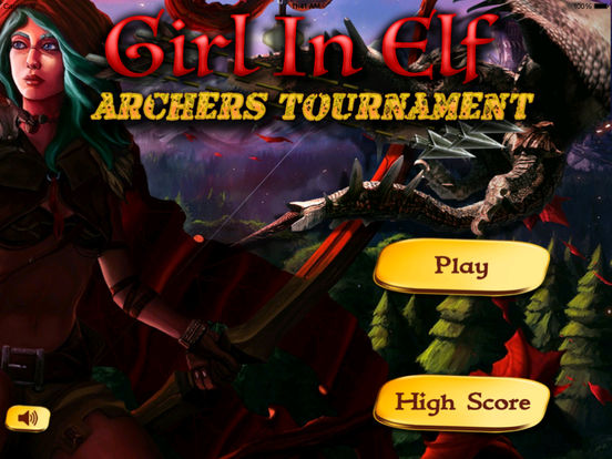 A Girl In Elf Archers Tournament Pro - Best Bow and Arrow Skill Shooting Games screenshot 6