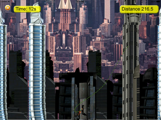 A Flight Rope Extreme Pro - Awesome Swing Of Game screenshot 7