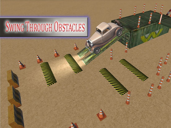 Classic Car Parking Simulator 2016 screenshot 9