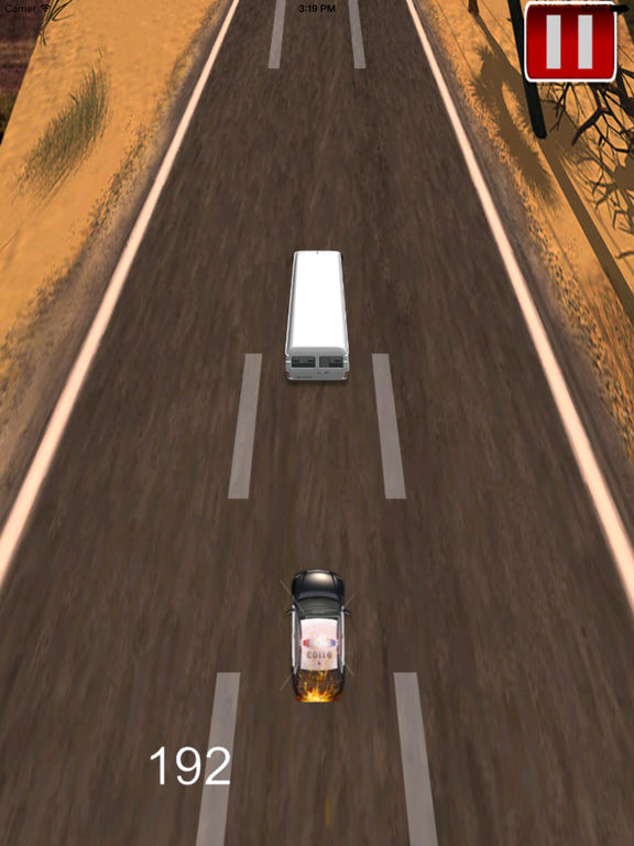 Amazing Police Car Driver Simulator – Highway screenshot 9