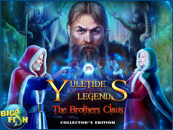 Yuletide Legends: The Brothers Claus Hidden Object screenshot 10