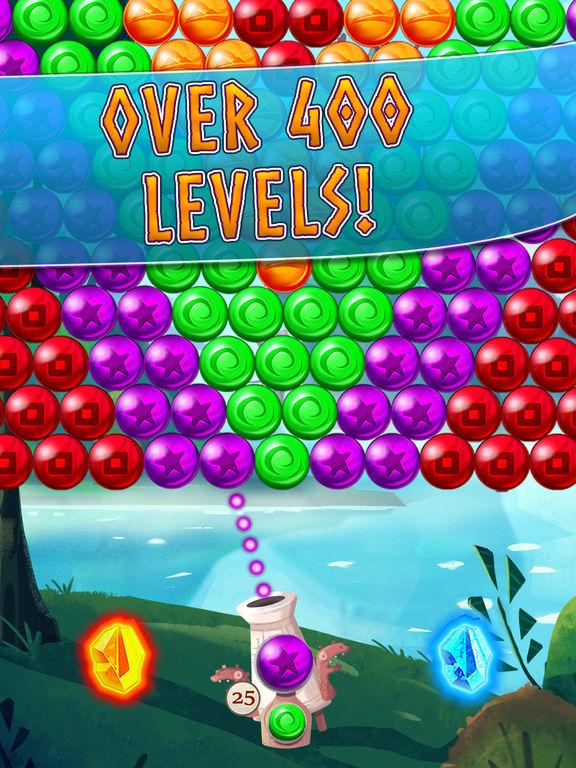 Viking Pop Bubble Shooter screenshot 6