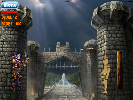 Bowman Large Arrow - Cool Arrow Game screenshot 7