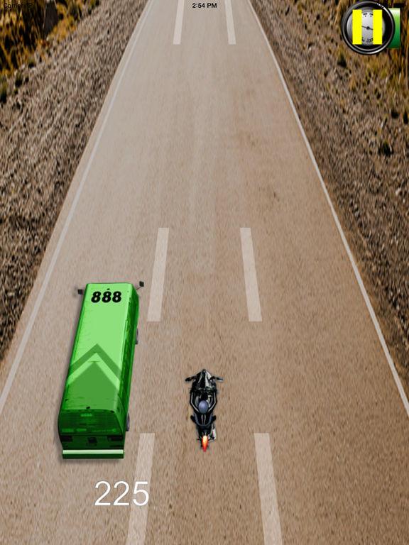 A Racing Driving Biker - Extreme Motorcycle screenshot 8