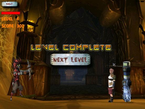 Archer Warrior The Legend Pro - Kingdoms Tournament Dragon screenshot 10
