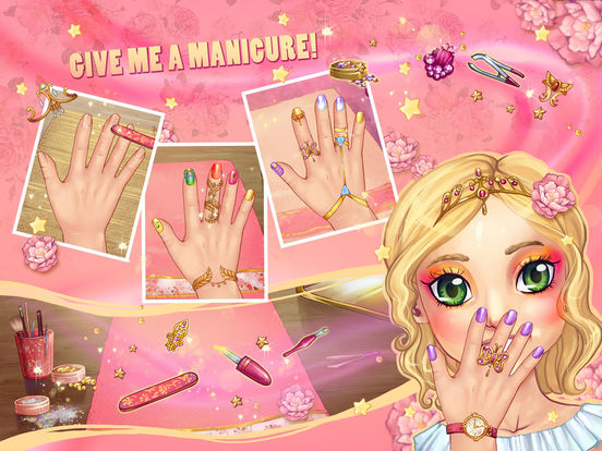 Beauty Salon Era Mix - Princess Makeover Fun screenshot 8