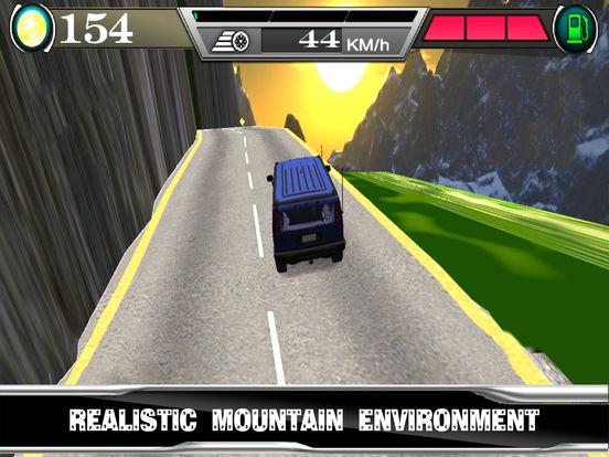 Off-Road Up-Hill Climb Jeep Simulator : 3D Drive screenshot 5