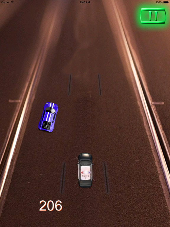 Alert Racing - Amazing Game Racing Police screenshot 10