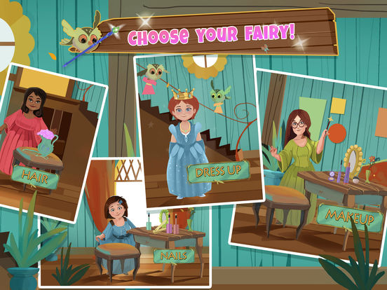 Fairy Tale Makeover - No Ads screenshot 8